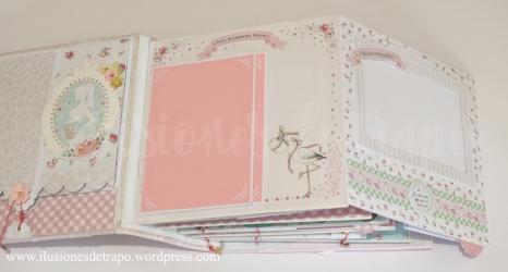álbum bebe rosa26
